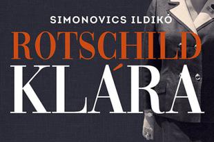 Könyvkritika: Simonovics Ildikó: Rotschild Klára - A vörös divatdiktátor (2019)