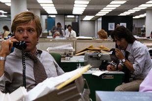 Az elnök emberei / All the President's Men (1976)