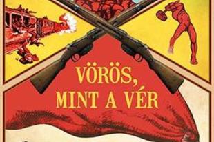 Könyvkritika - Benedek Szabolcs: Vörös, mint a vér (2019)