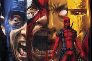 Képregénykritika – Cullen Bunn: Ölégia, avagy Deadpool kinyírja a Marvel-univerzumot és mindenki mást (2020)