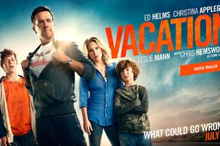 Vakáció / Vacation (2015)