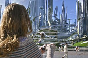 Másodvélemény: Holnapolisz / Tomorrowland (2015)