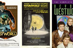 Az androdiok sematikus lázadása, avagy ilyen volt a Westworld Nolan előtt