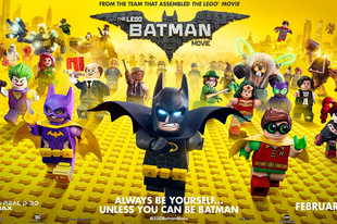 Lego Batman - A film / The Lego Batman Movie (2017)