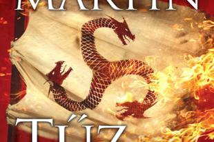 Könyvkritika: George R. R. Martin: Tűz&vér (2018)