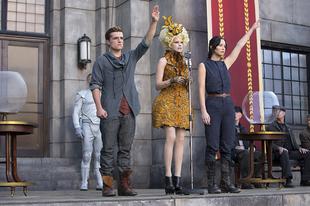Az éhezők viadala: Futótűz / The Hunger Games: Catching Fire (2013)
