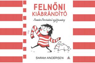 Könyvkritika: Sarah Andersen: Felnőni kiábrándító (2016)