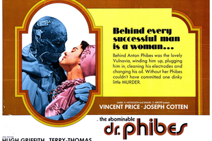 A förtelmes Dr. Phibes / The Abominable Dr. Phibes (1971)