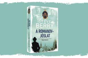 Könyvkritika: Steve Berry: A Romanov-jóslat (2020