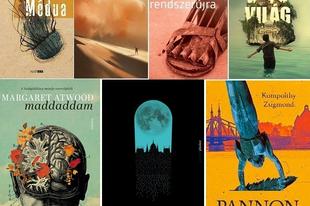 Bűvös hetes: regények az elmúlt évtized végéről, amelyekben összeolvad a szépirodalom és a spekulatív fikció