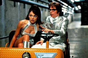 Szőr Austin Powers: Őfelsége titkolt ügynöke / Austin Powers: International Man of Mystery (1997)