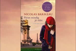 Könyvkritika: Nicolas Barreau: Párizs mindig jó ötlet
