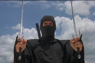 Amerikai nindzsa / American ninja (1985)