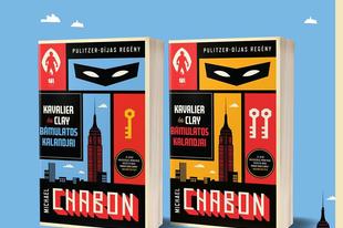 Könyvkritika – Michael Chabon: Kavalier és Clay bámulatos kalandjai (2019)