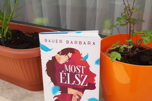 Könyvkritika: Bauer Barbara: Most élsz (2021)