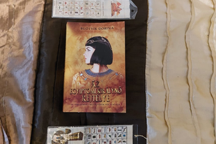 Könyvkritika: Buótyik Dorina: Az egyiptomi királynő rejtélye (2021)