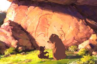 Mackótestvér / Brother Bear (2003)
