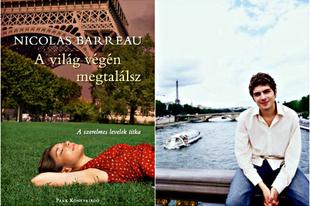 Könyvkritika: Nicolas Barreau: A világ végén megtalálsz (2016)