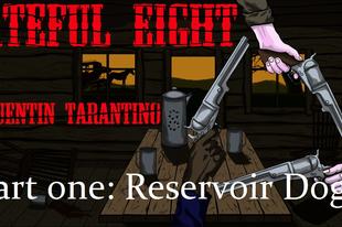 Tarantino's Hateful Eight: Kutyaszorítóban / Reservoir Dogs (1992)