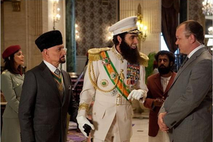 A diktátor / The Dictator (2012)