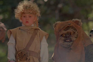 Star Wars: Ewoks- Harc az Endor bolygón / Ewoks: The Battle for Endor (1985)