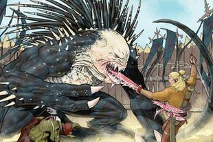 Képregénykritika: Dragonero – Agyar és Acél (2018)