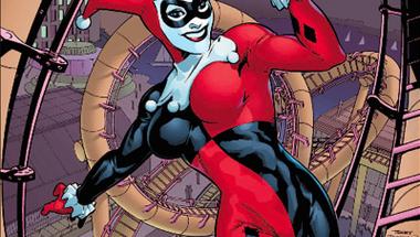 Harley Quinn: Prelűdök és kop-kop viccek