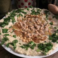 Padlizsánkrém serpenyőben, az arab konyha szerelmeseinek