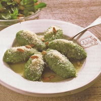 Spenótos galuska - Készítsd el Shrek tojását, és garantáltan sikert aratsz vele