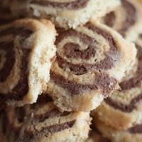 A második legpszichedelikusabb süti: a csíkos tallér