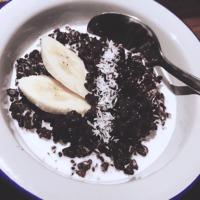 Egzotikus fekete rizspuding - Laktózérzékenyek is bátran fogyaszthatják