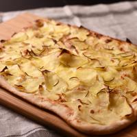 Mascarponés-krumplis pizza - Furán hangzik, de eszméletlenül finom