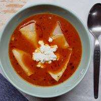 Sűrű lasagne leves - Hihetetlenül hangzik, de elképesztően finom