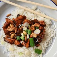 Szójás-mogyorós csirke, avagy gung bao, otthon - Jobb, mint a kifőzdében