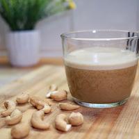 Krémes, ütős kávé tej nélkül: szerezz be egy kis kesudiót