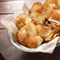 A tökéletes rósejbni: vékony, ropogós, nem zsíros krumpliszeletek