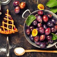 30 perces fahéjas-szilvás pite: omlós, szaftos, fűszeres az ősz ajándéka