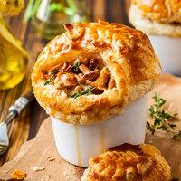 Leveles tészta rókagombával és kékpenészes sajttal - Igazi gourmet fogás