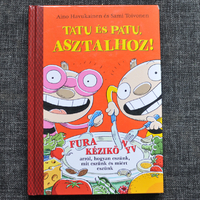 A legviccesebb és legokosabb gyerekkönyv, amit valaha az evésről készítettek