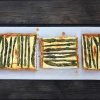 Spárgás pite: a legjobb, ami a spárgával történhet