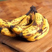 A túlérett banán a legnagyobb kincs a konyhában