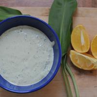 Zöldfűszeres-citromos mártogatós: sós, savanykás és nagyon friss
