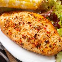A legpuhább és legszaftosabb sütőben sült csirkemell: cukros-fűszeres bevonattal