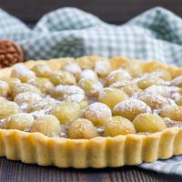 Omlós, könnyed szőlős-diós pite: nyár végi vendégváró finomság