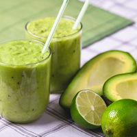 Kivis-avokádós smoothie – A zöld színű vitaminbomba