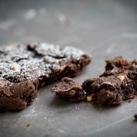 Francia csokis-mogyorós keksz diétás verzióban, ultragyorsan - IR-kompatibilis
