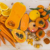 Színes ételek a szürke napokra - Melyikben milyen vitaminból van a legtöbb?