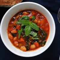 A leves, ami már majdnem főzelék: minestrone