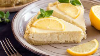 Pompázatos, citromos, túrós habtorta - Még sütő sem kell hozzá
