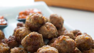 Olaszos, répás-hagymás húsgolyó: könnyű, de laktató fogás